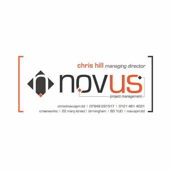 Novus Project Management – Birmingham Office Launch